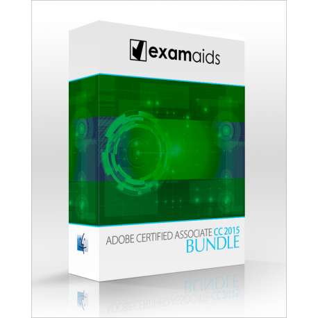 Adobe Certified Associate CC 2015 Bundle [Mac]